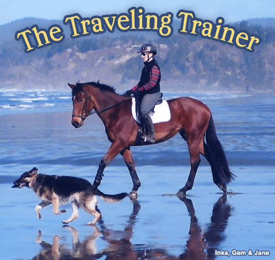 Jane Patterson - The Traveling Trainer - Humboldt County